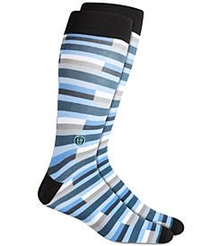 Men's Big & Tall Printed Socks