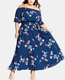 b684f0797be City Chic Trendy Plus Size Clothing - Macy s