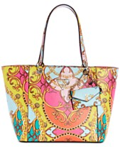GUESS Kamryn Tote With Snap Pouch 075a932de0544