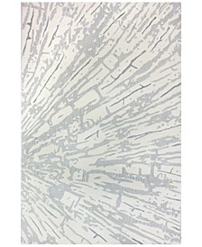 """Downtown HG362 3'9"""" x 5'9"""" Area Rug"""