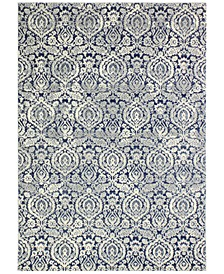 "Medley 5440A Dark Blue 8'6"" x 11'6"" Area Rug"