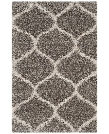 "Safavieh Hudson Gray and Ivory 2'3"" x 3'9"" Area Rug"