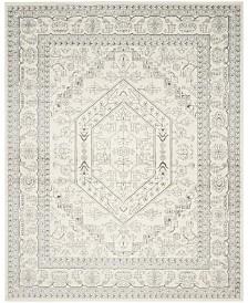 Safavieh Adirondack Ivory and Silver 11' x 15' Area Rug