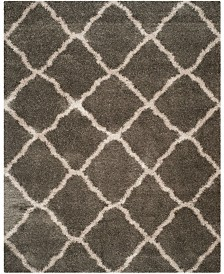 "Safavieh Belize Gray and Taupe 8'6"" x 12' Area Rug"