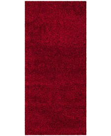 "California Red 2'3"" x 5' Area Rug"
