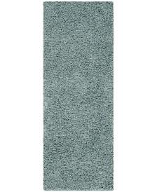 "Safavieh Athens Sea foam 2'3"" x 10' Runner Area Rug"
