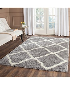 Montreal Gray and Ivory 10' x 14' Area Rug
