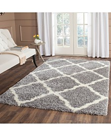 Safavieh Montreal Gray and Ivory 10' x 14' Area Rug