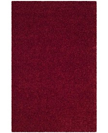 "Safavieh Athens Red 5'1"" x 7'6"" Area Rug"