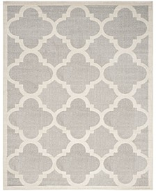 Amherst Light Gray and Beige 11' x 15' Area Rug