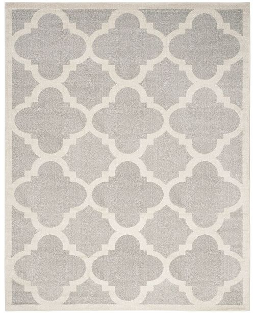 Safavieh Amherst Light Gray and Beige 11' x 15' Area Rug