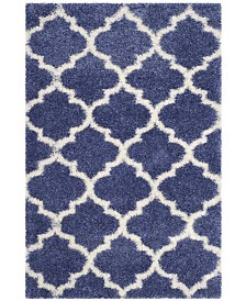 Safavieh Montreal Periwinkle and Ivory 4' x 6' Area Rug