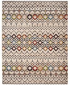 Safavieh Amsterdam Ivory and Multi 11' x 15' Area Rug