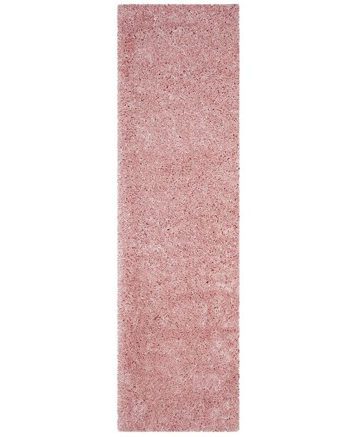 "Safavieh Polar Light Pink 2'3"" x 6' Runner Area Rug"