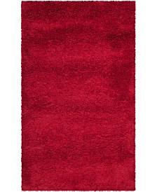Safavieh Shag Red 2' x 4' Area Rug