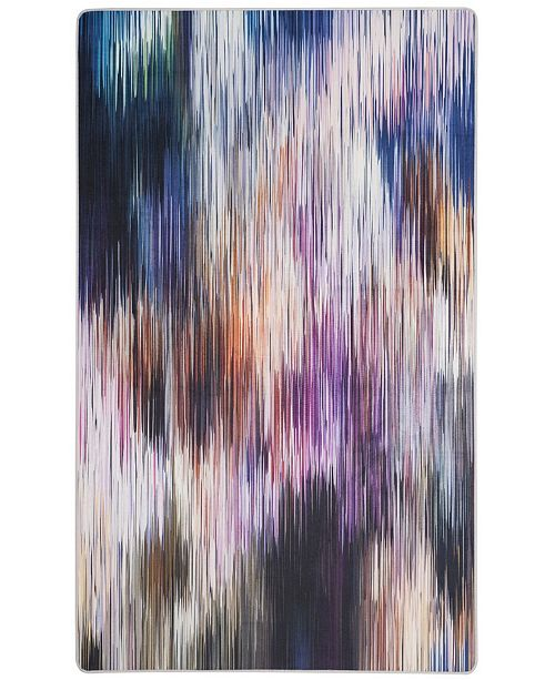 "Safavieh Daytona Ivory and Purple 5'1"" x 7'6"" Area Rug"