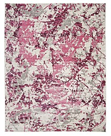 Skyler Pink and Ivory 9' x 12' Area Rug