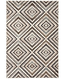 Safavieh Amsterdam 109 Cream and Beige Area Rug Collection