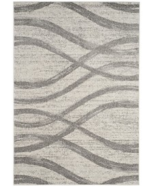 Safavieh Adirondack Cream and Gray 10' x 14' Area Rug