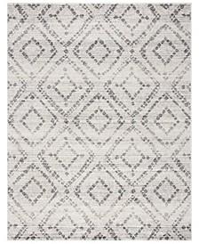Adirondack Light Gray and Gray 10' x 14' Area Rug