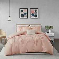 Urban Habitat Paloma Full/Queen 5 Piece Cotton Comforter Set