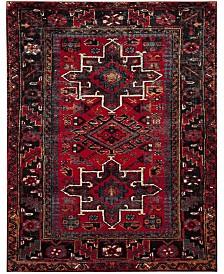 Safavieh Vintage Hamadan Red and Multi 8' x 10' Area Rug