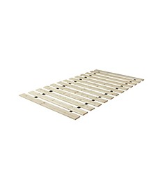 Heavy Duty Wooden Bed Slats/Bunkie Board, Queen