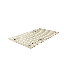 PAYTON, Heavy Duty Wooden Bed Slats/Bunkie Board, Queen