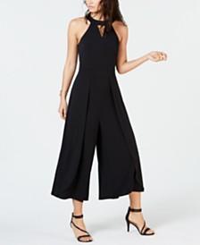 Thalia Sodi Wide-Leg Jumpsuit, Created for Macy's