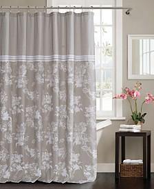 Clara 70x72 Shower Curtain