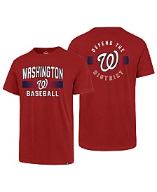 '47 Brand Men's Washington Nationals Rival Slugger T-Shirt