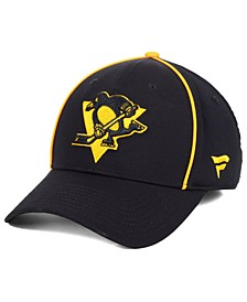 Pittsburgh Penguins 2019 Stadium Series Speed Flex Stretch Fitted Cap