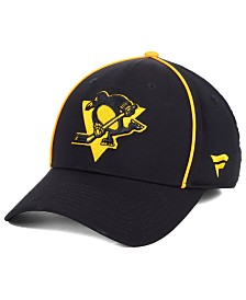 Authentic NHL Headwear Pittsburgh Penguins 2019 Stadium Series Speed Flex Stretch Fitted Cap