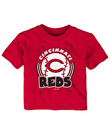 Cincinnati Reds Fun Park T-Shirt, Toddler Boys (2T-4T)