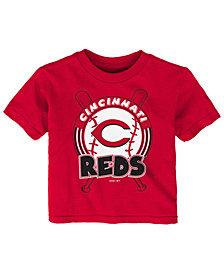 Outerstuff Cincinnati Reds Fun Park T-Shirt, Toddler Boys (2T-4T)