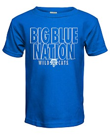 J America Kentucky Wildcats Big Blue Nation T-Shirt, Toddler Boys (2T-4T)