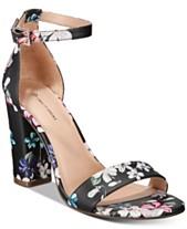 7f207327a03 Call It Spring Stangarone Block-Heel Sandals