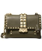 0b4014de0b69 MICHAEL Michael Kors Cece Studded Leather Chain Shoulder Bag. Quickview. 3  colors