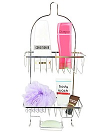 Two Shelf Shower Caddy