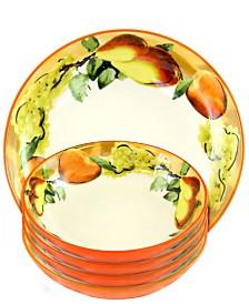 Elama 5 Piece Pasta Serving Bowl Set