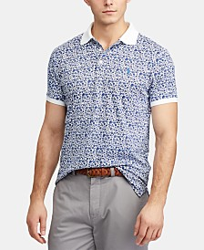 Polo Ralph Lauren Men's Custom Slim Fit Polo Shirt, Created for Macy's