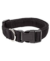 f3cecd779a1e Pet Life 'Aero Mesh' 360 Degree Breathable Adjustable Mesh Dog Collar