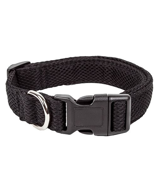 Pet Life Central Pet Life 'Aero Mesh' 360 Degree Breathable Adjustable Mesh Dog Collar