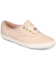 Keds for kate spade new york Champion Leather Sneakers