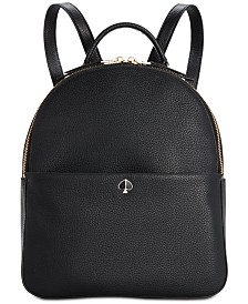 kate spade new york Polly Pebble Leather Backpack