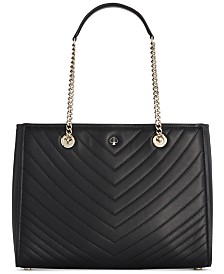 kate spade new york Amelia Quilted Leather Medium Tote