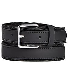 I.N.C. Men's Zipper Belt, Created for Macy's