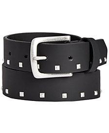 I.N.C. Men's Small Studded Belt, Created for Macy's