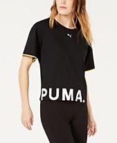 Puma Workout Clothes  Women s Activewear   Athletic Wear - Macy s d5f95d055