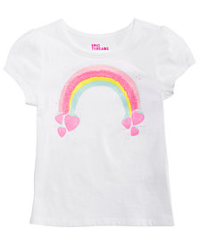 Epic Threads Little Girls Rainbow T-Shirt, Created for Macy's